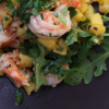 Thumbnail image for Warm Shrimp Salad and a Dash of Modesty
