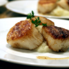 Thumbnail image for Easy Fine Dining at Home: Scallops with Cauliflower Puree