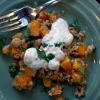 Thumbnail image for More Than I Can Chew: Butternut Squash Salad