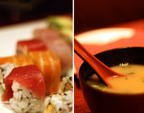 Post image for Half Price Sushi at Ichiban