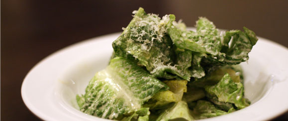Post image for Caesar Salad My Way