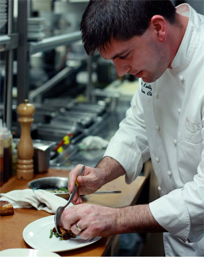 Post image for Interview with Chef Todd Kelly of Orchids at Palm Court