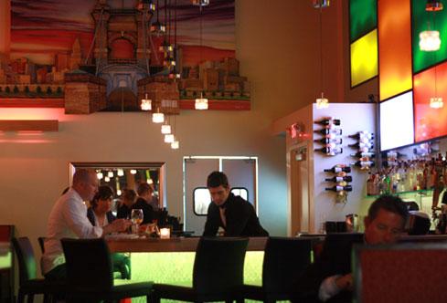 Dizzy spell aroma restaurant and sushi for Aroma japanese cuisine restaurant